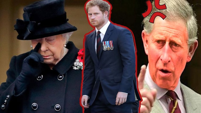 Prince Charles's Angry Attacked Harry After Duke Of Sussex Insulted Queen's Parenting