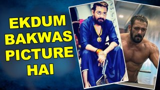 Hindustani Bhau angry reaction on Salman Khan's 'Radhe' Movie