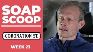 Coronation Street Soap Scoop! Nick's dangerous return