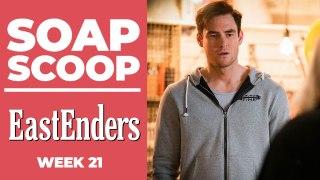EastEnders Soap Scoop! Zack faces Sharon's fury
