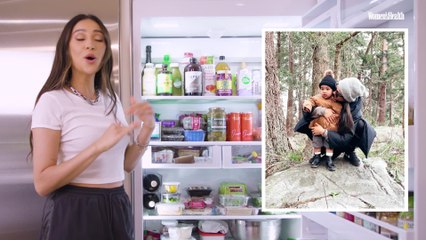 What Shay Mitchell Eats to Fuel Her Busy Mom Life   Fridge Tours