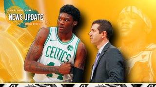 Celtics News: Celtics vs Wizards Injury Update, Brad Stevens on Preparing for Play-In