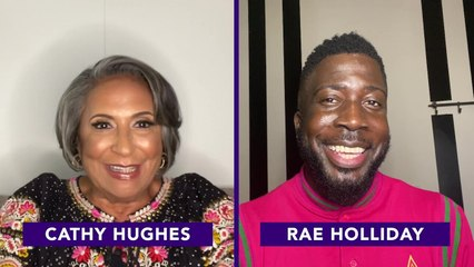 Urban One Influencer Rae Holliday Speaks With Founder Cathy Hughes About Her Formula To Self-love, Urban One Honors And More