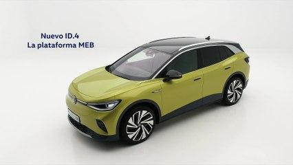 Nuevo Volkswagen ID.4 - La plataforma MEB
