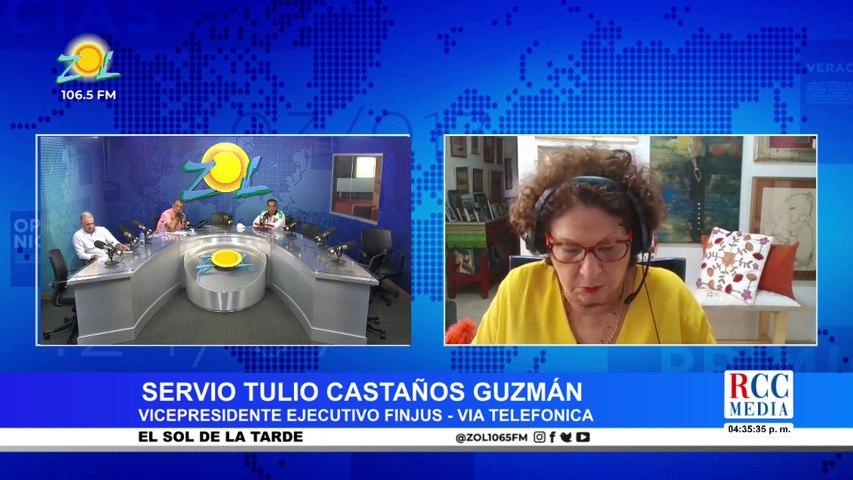 Servio Tulio Castaños Guzmán: etapa final discusión vistas publicas modificación del código penal
