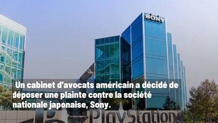 Un recours collectif lancé contre Sony