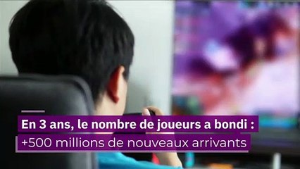 Les incroyables chiffres du marché mondial du jeu vidéo