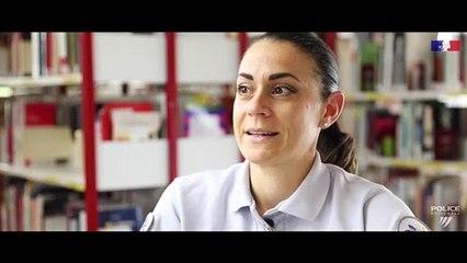 Classes préparatoires intégrées : rejoignez l'ENSP ! Laetitia, élève commissaire