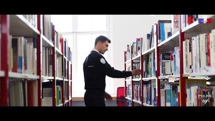 Classes préparatoires intégrées : rejoignez l'ENSP ! Kévin, élève officier