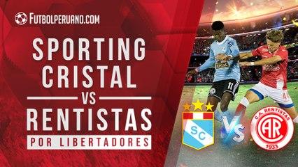 Sporting Cristal vs Rentistas por la Copa Conmebol Libertadores: día, hora y canal