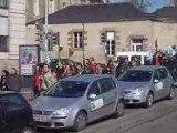 Lycée Jean Macé mobilisé