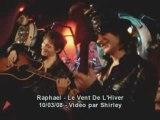 Raphael le vent de lhiver cafe picouly version rock