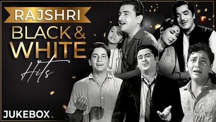 Rajshri Black & White Hits   Mere Mehboob Qayamat Hogi   Classic Hindi Songs   Kishore & Rafi Hits
