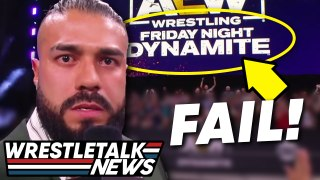 AEW EMERGENCY! Worst WWE Raw Ending EVER?! | WrestleTalk