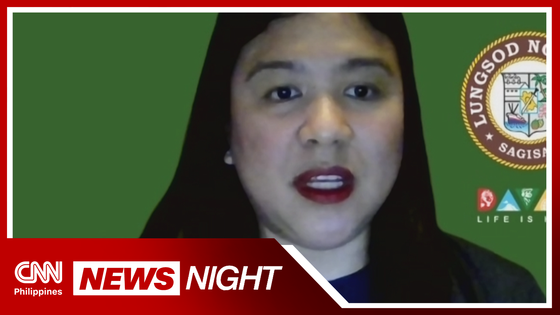 Above & Beyond: Davao City COVID-19 task force spokesperson | News Night