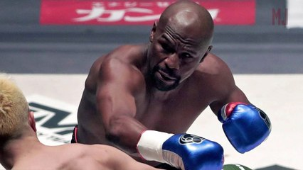 Logan Paul on Floyd Mayweather Fight