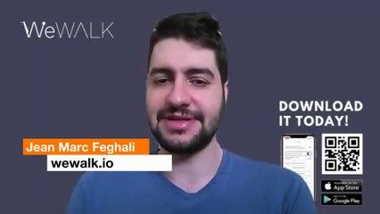VivaTech Orange: WeWalk