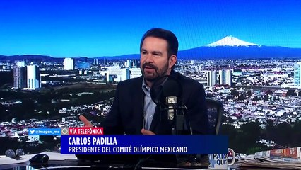 Comité Olímpico Mexicano no usará avión presidencial para trasladar a atletas a Tokio