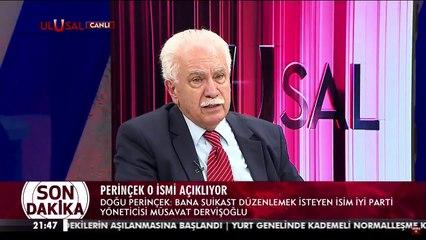Vatan Partisi Genel Başkanı Doğu Perinçek: Bana suikasti Musavat Dervişoğlu planladı