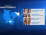 Canton 18 : Saint-Etienne 5 - Élections départementales 2021 - TL7, Télévision loire 7
