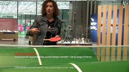 Expo à Cité design, Flops, part1&2 coté scène