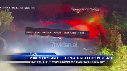 Publikohen pamjet e atentatit ndaj Edison Begajt