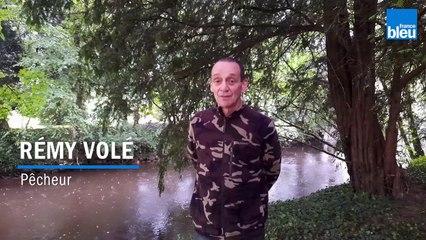 Rémy Volé, pêcheur