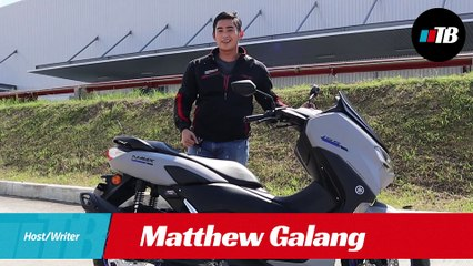 First ride: 2021 Yamaha NMax 155 ABS