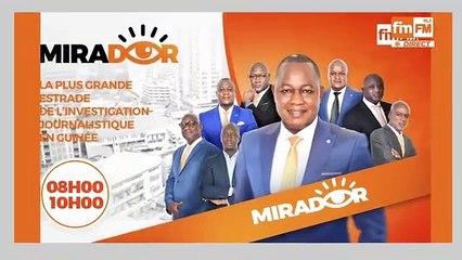 Guinée : Suivez Lansana Kouyaté dans l'émission « Mirador  » du 02 Juin 2021