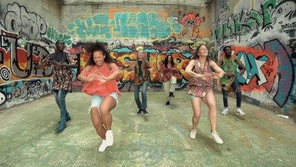 Roby Giordana & Dj Jump Ft. Tate' Nsongan - MAMASA - Tutorial Ballo Ufficiale