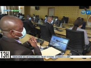 RTG/ Financement des infrastructures au Gabon- fin des sessions techniques à l'ANPI