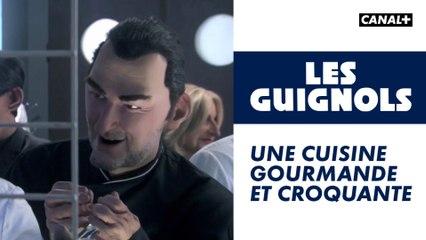 Une cuisine gourmande et croquante - Les Guignols - CANAL+