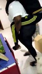 "Bijou Ngoné porte son mari sur son dos : ""Abal ma seur"""