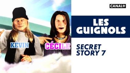 Secret Story 7 - Les Guignols - CANAL+