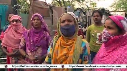 کورونا سے متاثر ہندوستانی خواتین