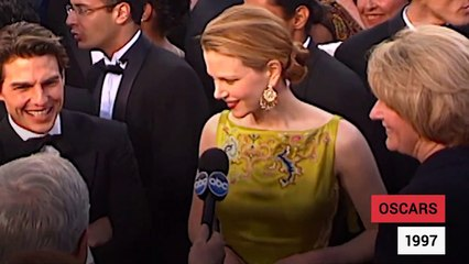 Nicole Kidman's Noteworthy Red Carpet Style
