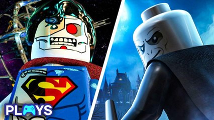 10 Most Expensive Lego Video Game Characters To Unlock