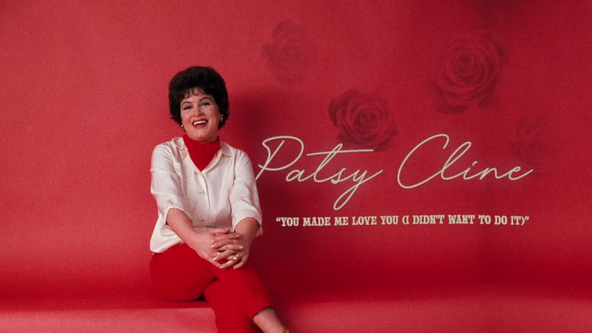 Patsy Cline - You Made Me Love You (I Didn't Want To Do It)