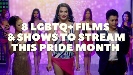 8 LGBTQ+ Films and Shows to Stream This Pride Month ️ | ClickTheCity
