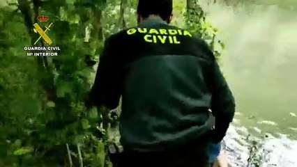 La Guardia Civil detiene a un hombre por robar en un bar de Estella