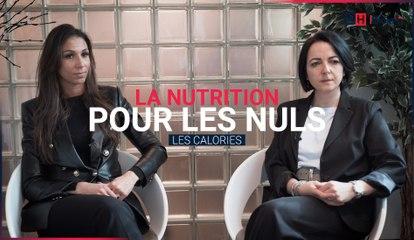 La nutrition pour les nuls : les calories