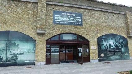 Sorties : Une visite au musée Dunkerque 1940 Opération Dynamo - 04 Juin 2021