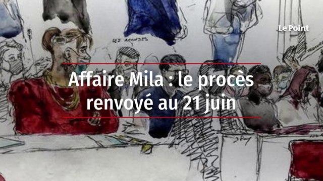 Affaire Mila : le procès renvoyé au 21 juin