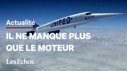 United Airlines commande 15 avions supersoniques à Boom
