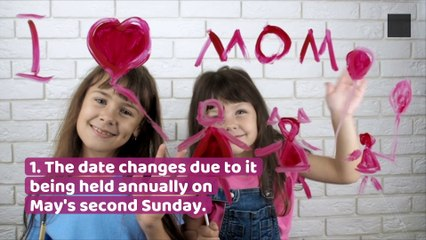 Facts You Didn't Know About Mother's Day