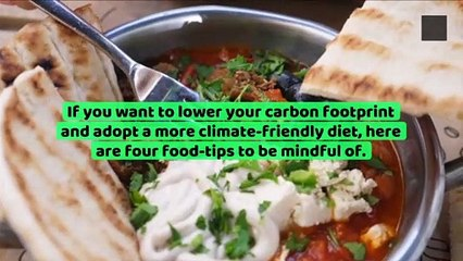 Be Mindful of the Environment by Cutting Back on These Foods