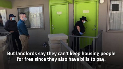 Eviction Ban Overturned by Federal Judge