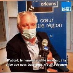 """Régionales en Centre Val de Loire : Charles Fournier veut """"une transformation écologique de l'économie"""""""