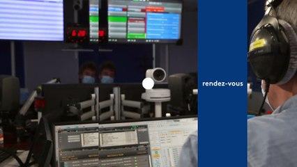La matinale filmée de France Bleu Belfort Montbéliard, c'est à partir du 8 juin