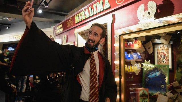 Harry Potter : le plus grand magasin du monde consacré à la saga ouvre à New York